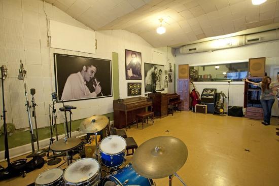 Sun Studio in Memphis Tennessee--Photographic Print