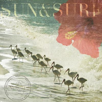 Sun & Surf-Donna Geissler-Art Print