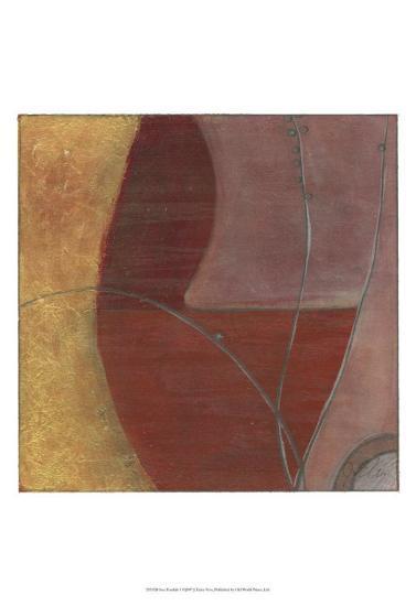 Sun Tendrils I-Erica J^ Vess-Art Print