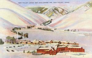 Sun Valley Lodge, Idaho