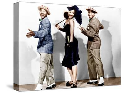Sun Valley Serenade, Harold Nicholas, Dorothy Dandridge, Fayard Nicholas