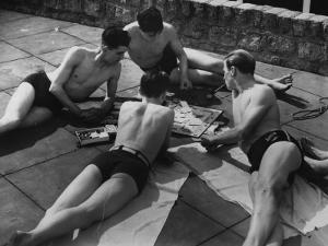 Sunbathing Games