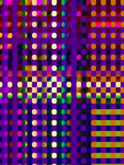 Sunbeams And Squares-Ruth Palmer-Art Print