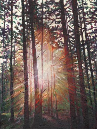Sunburst, 2010-Helen White-Giclee Print