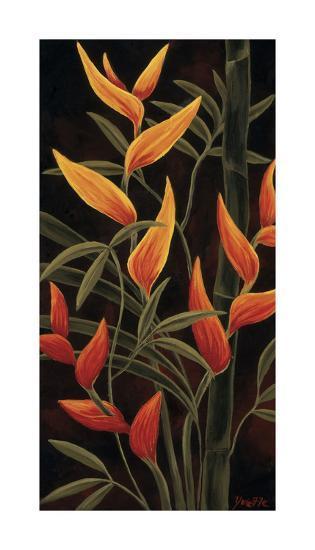 Sunburst Blossoms-Yvette St^ Amant-Giclee Print