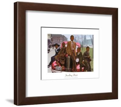 Sunday Best-Gregory Myrick-Framed Art Print