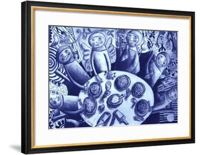 Sunday Love-Sara Catena-Framed Giclee Print