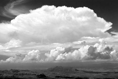 Sunday Morning Storm BW-Douglas Taylor-Photographic Print