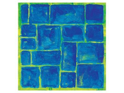 Sunday With Rothko-Carmine Thorner-Art Print