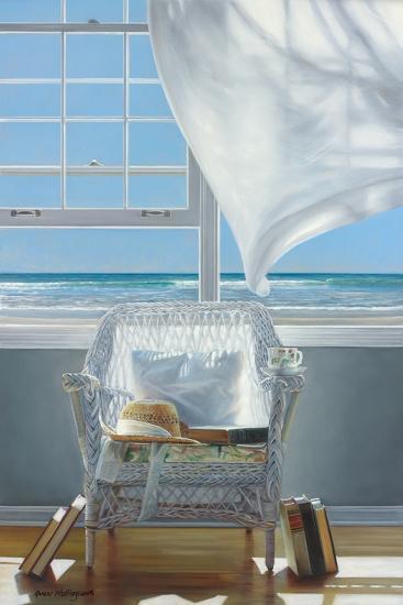 Sundrenched-Karen Hollingsworth-Art Print