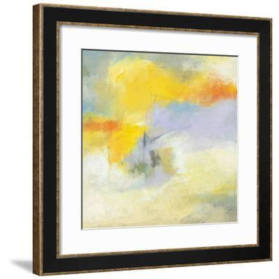 Sunflower Field I-Suzanne Nicoll-Framed Giclee Print
