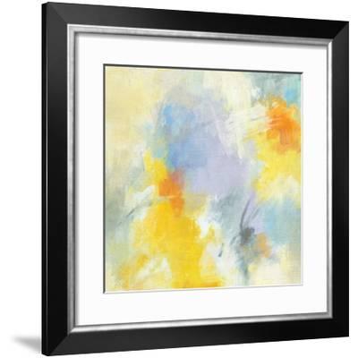 Sunflower Field II-Suzanne Nicoll-Framed Giclee Print