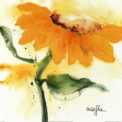 Sunflower IV-Marthe-Art Print