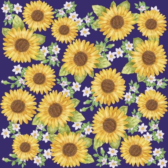 Sunflower-Maria Trad-Giclee Print