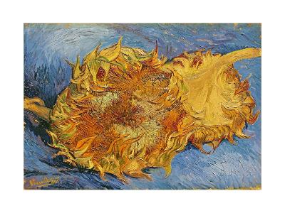 Sunflowers, 1887-Vincent van Gogh-Giclee Print
