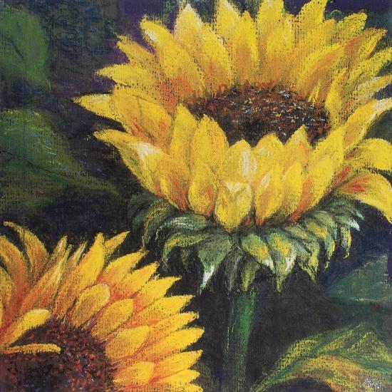 Sunflowers, 2016--Giclee Print