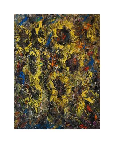 Sunflowers-Joseph Marshal Foster-Giclee Print