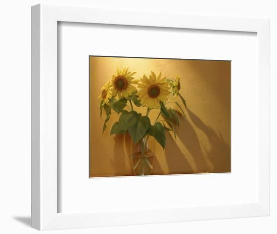 Sunflowers-Anna Miller-Framed Photographic Print