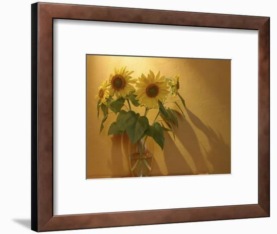 Sunflowers-Anna Miller-Framed Photographic Print