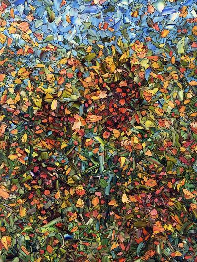 Sunflowers-James W. Johnson-Giclee Print