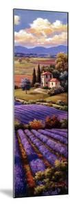 Fields Of Lavender I by Sung Kim