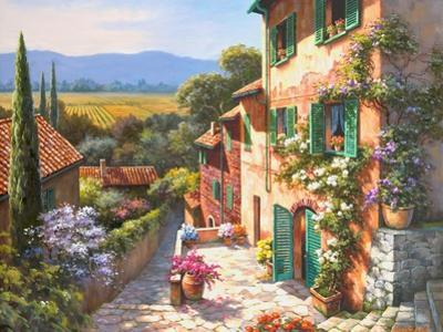 Spring in the Valley by Sung Kim