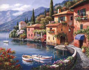 Villagio Dal Lago by Sung Kim