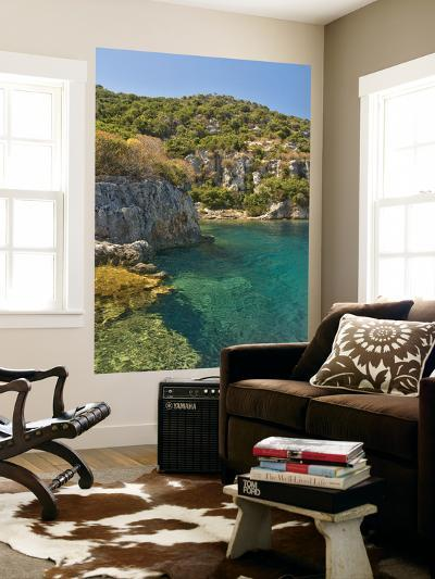 Sunken City of Kekova-Izzet Keribar-Giant Art Print