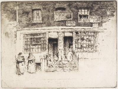 Sunlight Soap, 1905-Joseph Pennell-Giclee Print