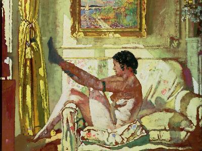 Sunlight-Sir William Orpen-Giclee Print