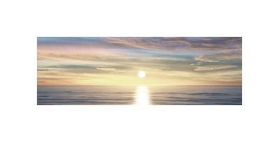 Sunlit Horizon III-Maggie Olsen-Giclee Print