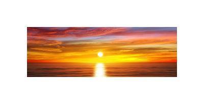 Sunlit Horizon IV-Maggie Olsen-Giclee Print