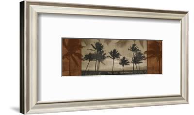 Sunlit Palms I-Harold Silverman-Framed Art Print