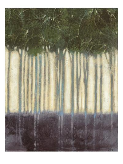 Sunlit Rainforest I-Norman Wyatt Jr^-Art Print
