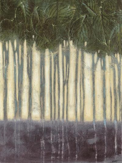 Sunlit Rainforest II-Norman Wyatt Jr^-Art Print