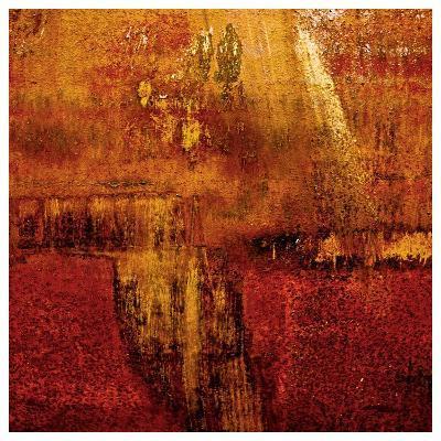 Sunny abstract 1-Jean-Fran?ois Dupuis-Art Print