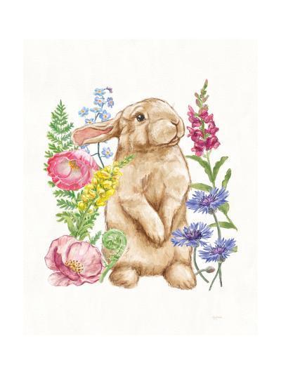 Sunny Bunny III FB-Mary Urban-Art Print