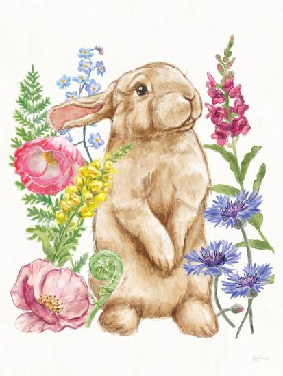 Sunny Bunny III-Mary Urban-Art Print
