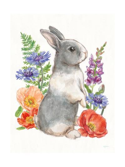 Sunny Bunny IV-Mary Urban-Art Print