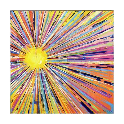 Sunny Day-Ben Bonart-Giclee Print
