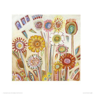Sunny Flowers-Shyama Ruffell-Giclee Print
