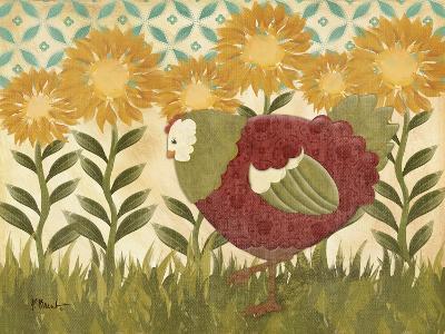 Sunny Hen II-Paul Brent-Premium Giclee Print