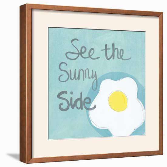 Sunny I-Linda Woods-Framed Photographic Print