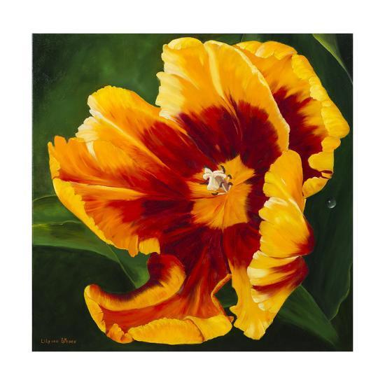Sunny Mood-Lily Van Bienen-Giclee Print