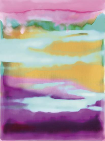 Sunny Side - Strips-Chloe Larsen-Giclee Print