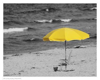 Sunny Umbrella-Eve Turek-Art Print