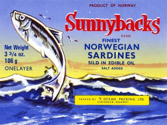 Sunnybacks--Art Print