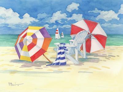 Sunnyside Beach-Paul Brent-Art Print