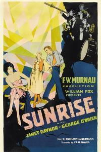 Sunrise: a Song of Two Humans, 1927