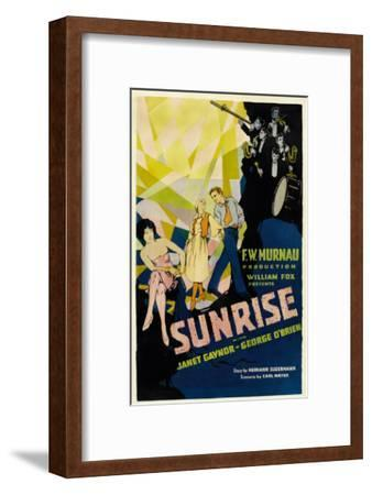Sunrise, (Aka 'sunrise: a Song of Two Humans'); in Foreground, 1927